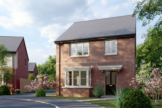 Thumbnail Detached house for sale in Pottery Gardens, Denby, Ripley