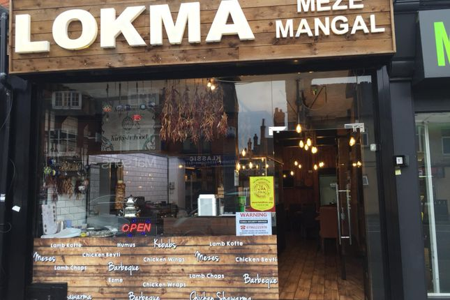 Thumbnail Restaurant/cafe for sale in Evington Road, Leicester