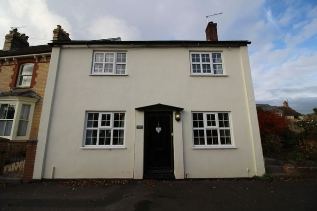 Thumbnail Semi-detached house to rent in Sherford Road, Sherford, Taunton