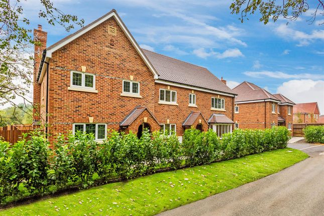 Thumbnail Town house for sale in Foreman Road, Ash, Guildford
