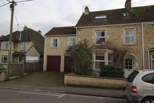 Thumbnail Semi-detached house to rent in Shelburne Road, Calne