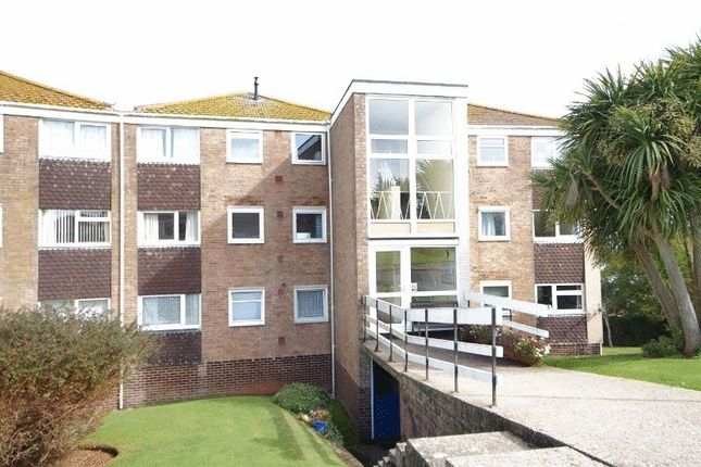 Thumbnail Flat for sale in Silver Bridge Close, Paignton