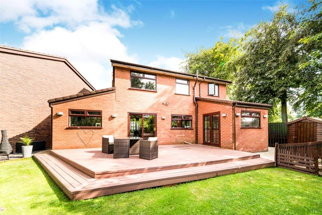 Thumbnail Detached house for sale in Trefula Park, West Derby, Liverpool