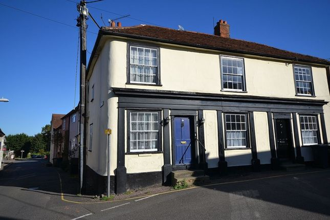 Thumbnail Semi-detached house for sale in White Street, Dunmow