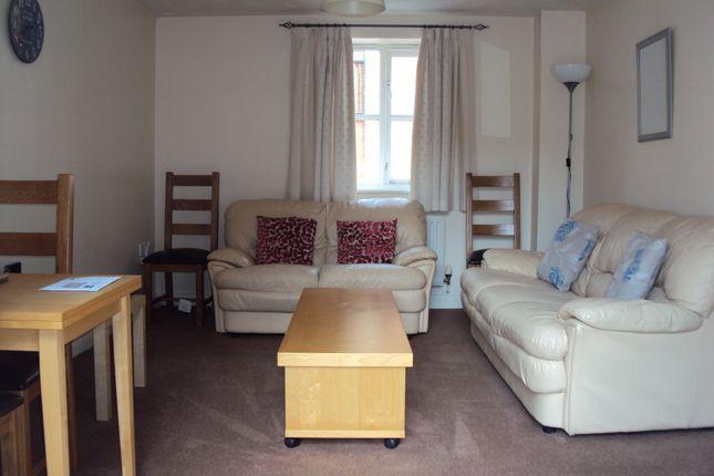 Living Room of Hatcher Crescent, Colchester CO2