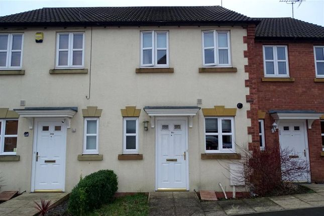 Terraced house for sale in Piper Close, Mansfield Woodhouse, Mansfield