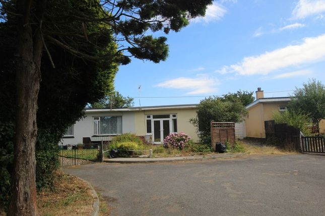 Thumbnail Bungalow for sale in Scoria Close, Scorrier, Redruth