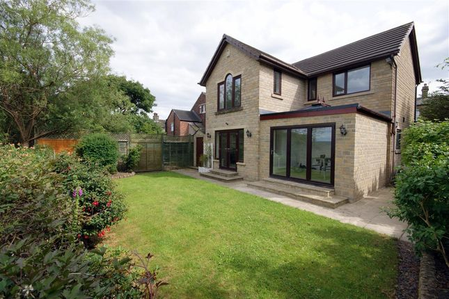 Thumbnail Detached house for sale in Elizabeth Street, Liversedge
