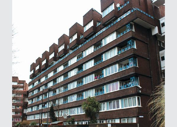 Thumbnail Maisonette for sale in Flat 6 Harmon House, Bowditch, Deptford