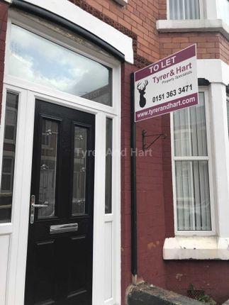 Callander Road, Fairfield, Liverpool L6