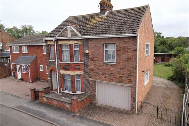 Thumbnail Detached house for sale in Cumberland Street, Houghton Regis, Dunstable