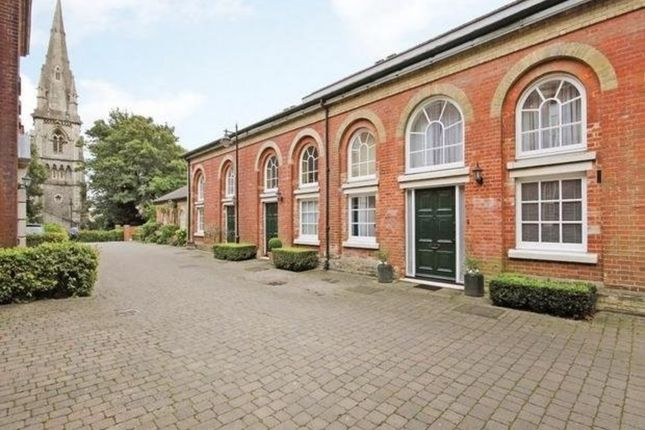 Thumbnail Town house to rent in Archery Lane, Winchester