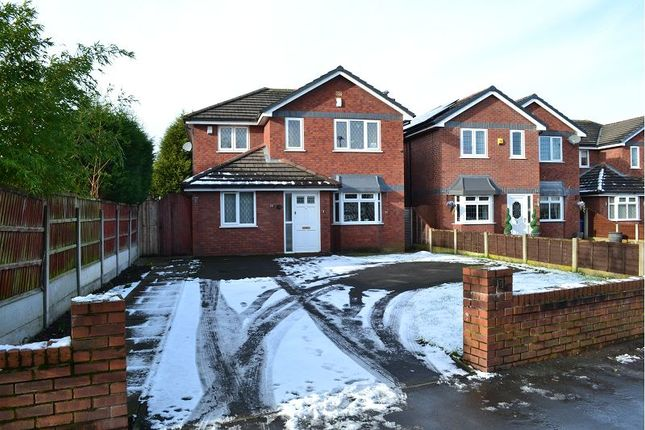 Thumbnail Detached house to rent in Green Lane, Hindley Green, Wigan