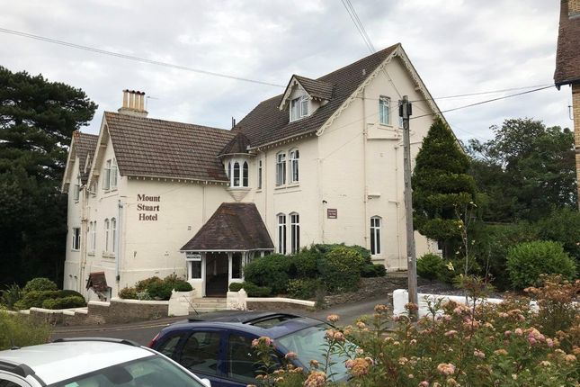 Thumbnail Industrial for sale in Mount Stuart Hotel, 31 Tregowell Road, West Cliff, Bournemouth