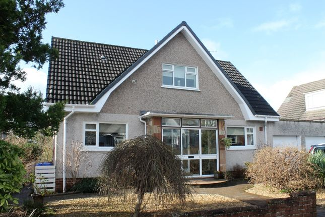 Thumbnail Detached house to rent in Carcluie Crescent, Ayr