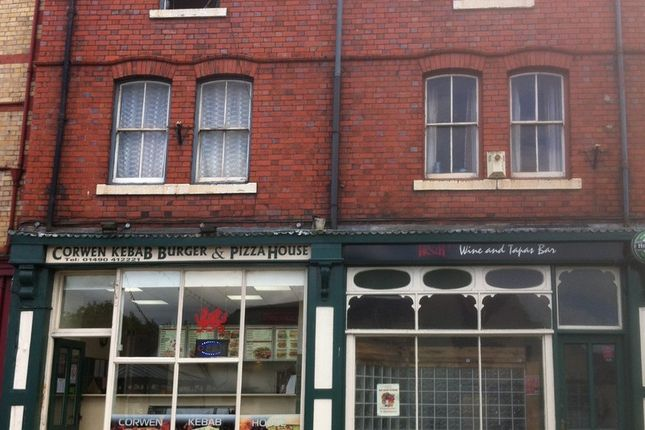 Thumbnail Duplex for sale in The Square, Corwen