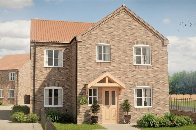 Thumbnail Detached house for sale in Plot 1, The Appleby, Daleside Place, Colwick, Nottingham
