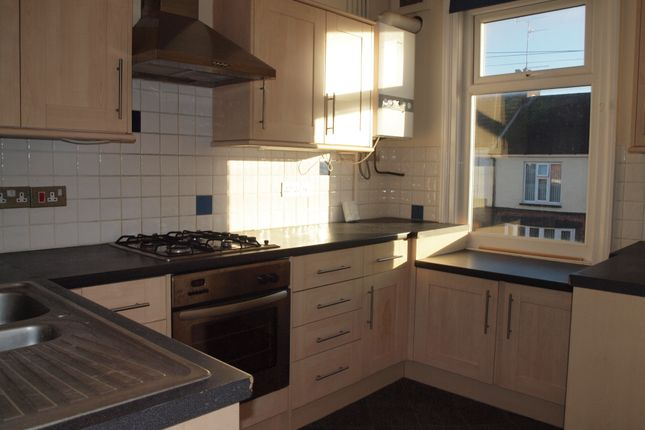 Thumbnail Flat to rent in Upper Flat, 11 Maple Avenue, Gillingham