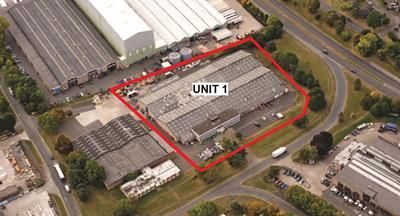 Thumbnail Light industrial to let in Unit 1, West Bank, Berry Hill Industrial Estate, Droitwich, Worcestershire
