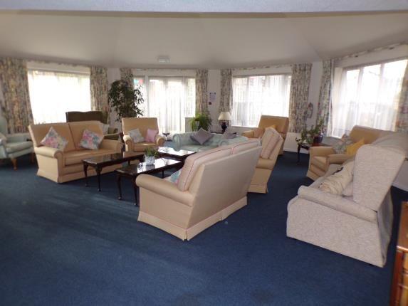 Communal Lounge of Fleet, Hampshire GU51