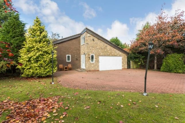 Thumbnail Detached house for sale in Ladyrigg, Darras Hall, Ponteland, Northumberland