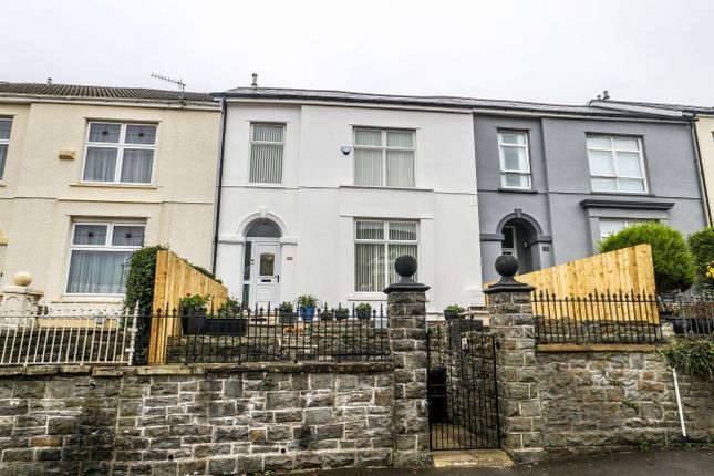 Thumbnail Terraced house for sale in Courtland Terrace, Merthyr Tydfil