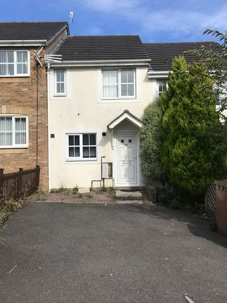 Thumbnail Terraced house to rent in Dol Y Pandy, Bedwas, Caerphilly