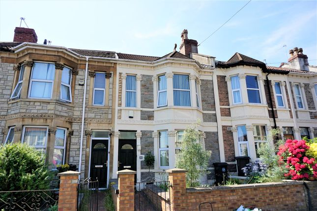 Thumbnail 3 bed terraced house for sale in Montrose Park, Brislington, Bristol