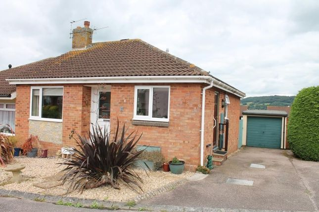2 bed semi-detached bungalow for sale in Beech Close, Honiton
