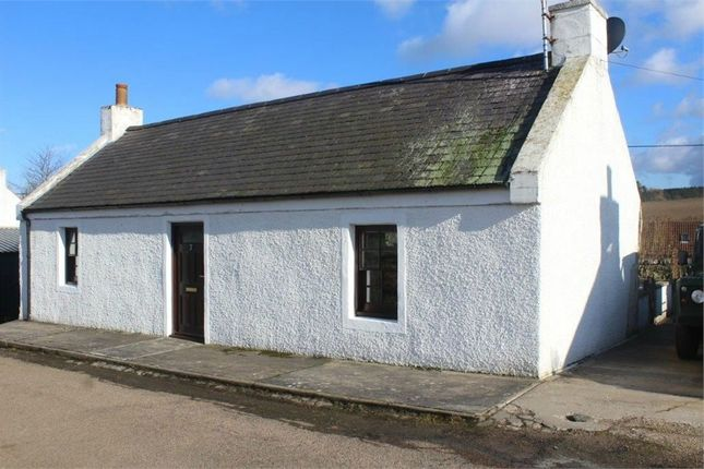 Thumbnail Cottage for sale in Berryhillock, Deskford, Buckie, Moray