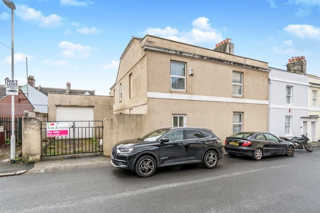 Thumbnail Property for sale in Somerset Place, Stoke, Plymouth