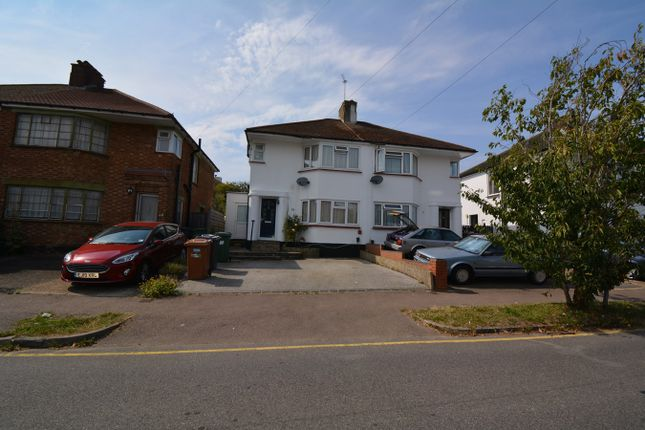 Thumbnail Semi-detached house to rent in Highview Gardens, Potters Bar