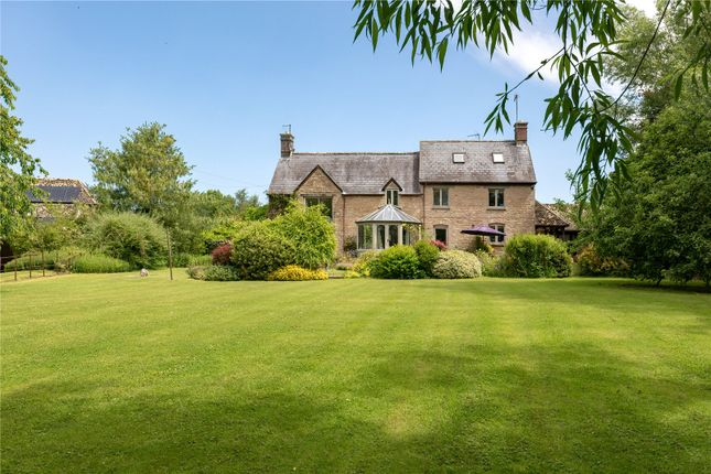 Thumbnail Detached house for sale in Churchill, Chipping Norton, Oxfordshire