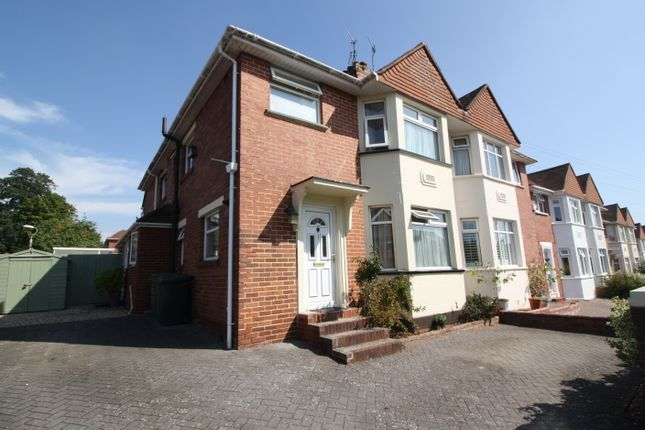 Thumbnail Semi-detached house to rent in Egham Avenue, Exeter