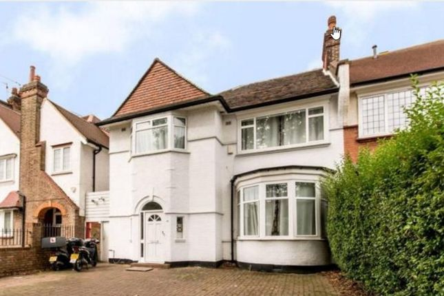 Thumbnail Detached house for sale in The Avenue, Brondesbury