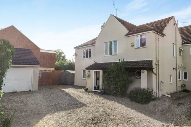 Thumbnail Detached house for sale in Bugbrooke Road, Kislingbury, Northamptonshire