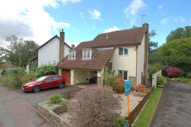 Thumbnail Detached house for sale in Garstons Close, Wrington, Bristol