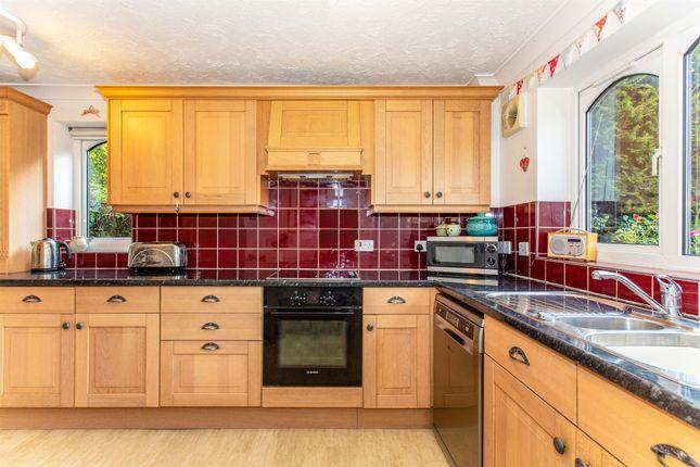 Kitchen of Byfield Road, Papworth Everard, Cambridge CB23