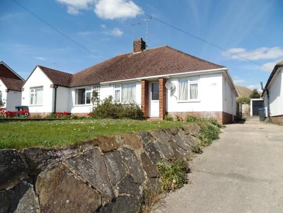 Thumbnail Bungalow for sale in Salvington Road, Worthing, West Sussex