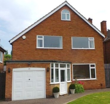 Thumbnail Detached house for sale in Morven Road, Sutton Coldfield, West Midlands