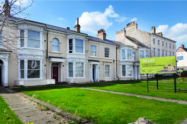 Thumbnail Terraced house to rent in Beverley Road, Hull