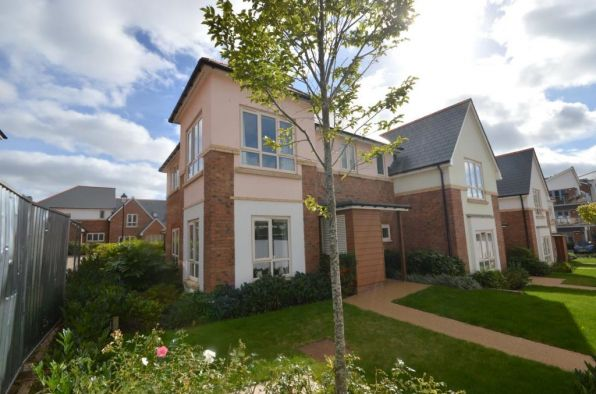 Thumbnail Cottage for sale in The Charlotte, Millbrook Village, Exeter