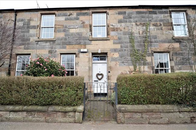 Thumbnail Terraced house for sale in Harviestoun Road, Dollar