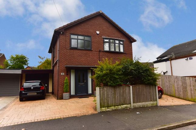 Thumbnail Detached house for sale in Wearish Lane, Westhoughton, Bolton