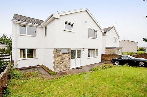 Thumbnail Detached house for sale in Fitzhamon Road, Porthcawl