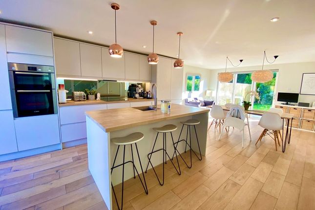 Thumbnail Detached house for sale in Mill Road, Landkey, Barnstaple