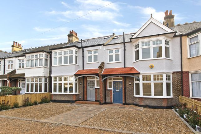 Thumbnail Terraced house for sale in Salisbury Gardens, London