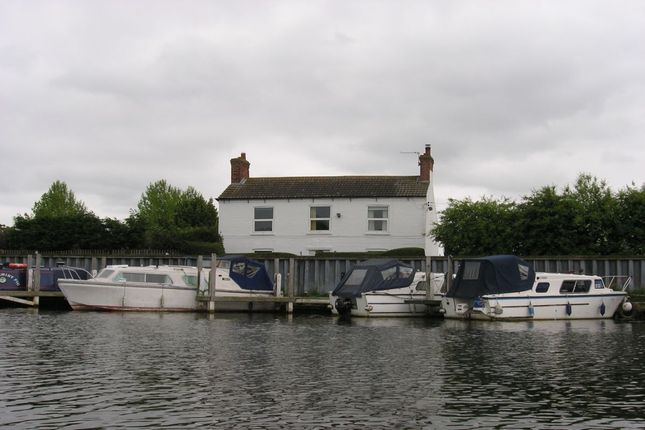 Thumbnail Detached house for sale in Torksey Lock, Lincoln