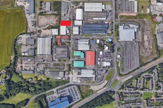 Thumbnail Warehouse to let in Block 4 Nobel Road, Dundee