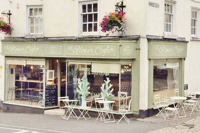 Thumbnail Restaurant/cafe for sale in 5 Market Place, Ashbourne